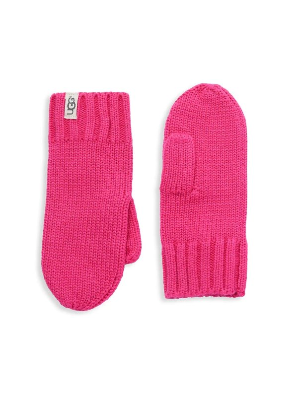 羊毛混纺手套