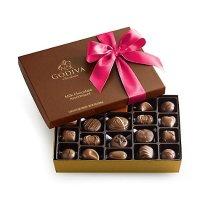 Godiva 牛奶巧克力礼盒 22颗装