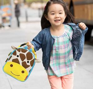 开学必备~$15.99(原价$19.95)Skip Hop Zoo 儿童保温午餐包 - 多款可选