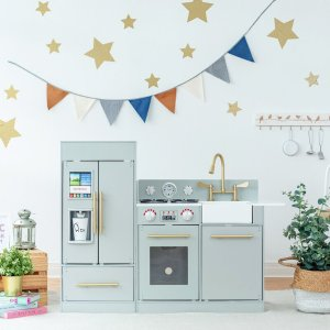 Save Up to 40% OffWayfair Select Kids Play Kitchen Set Sale