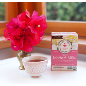 $15.5 Free ShippingTraditional Medicinals Mother's Milk Tea 16 Count Pack of 6