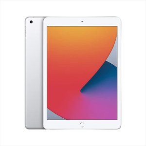 Apple银色iPad 第8代 Wi-Fi 128GB版