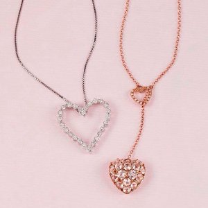 Today Only: Save up to 35% Diamond Jewelry Gifts from Helzberg Diamonds @ Amazon.com