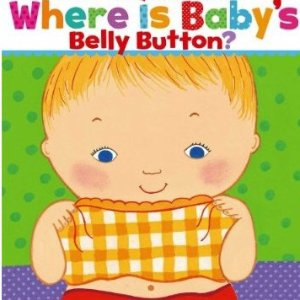 $4.99Where Is Baby's Belly Button? A Lift-the-Flap Board book