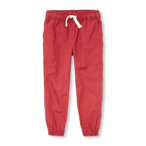 The Children's PlaceBoys Woven Pull On Jogger Pants