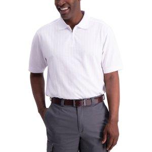 Waffle Golf Polo