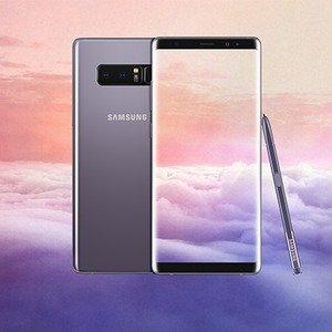 $1037.6(原价$1297)Samsung Galaxy Note8 智能手机