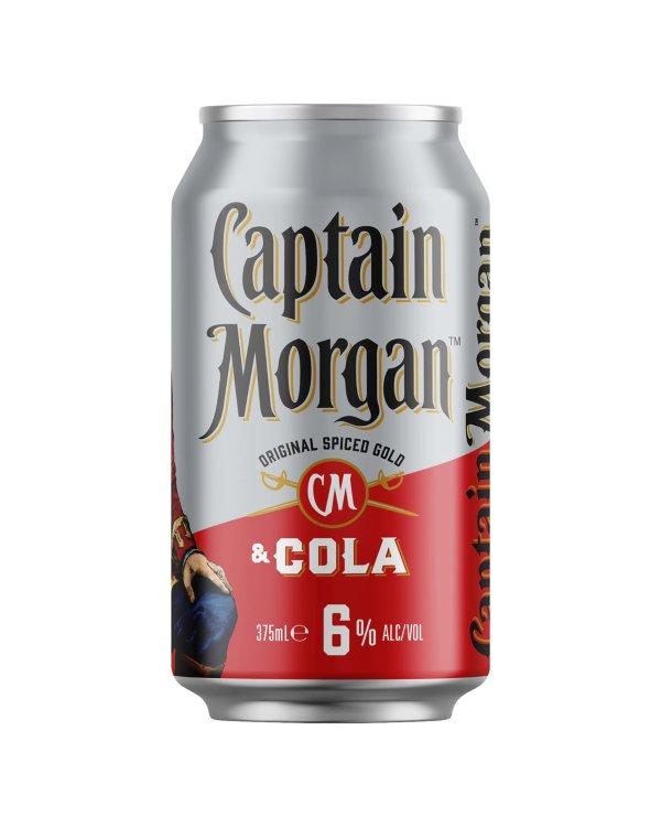 可乐风味预调酒 375mL