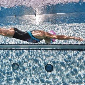 低至5折 $8.8收纯色泳帽Speedo 游泳装备促销 泳衣泳裤,泳帽泳镜统统都有