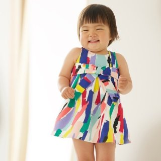 低至3.8折+额外7.5折Kate Spade 童装新款上架立享折上折  萌趣可人