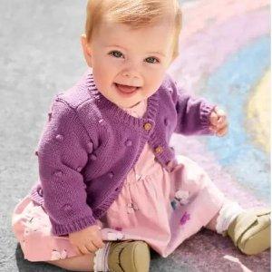 抓绒连体外套$9 收万圣节款Carter's官网 童装初秋新款低至5折,童鞋多买多省