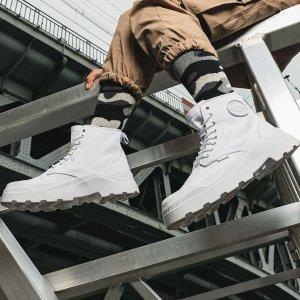 3折起 收经典PAMPA系列Palladium 法式潮靴热卖 有型又舒适 秋季出街必备
