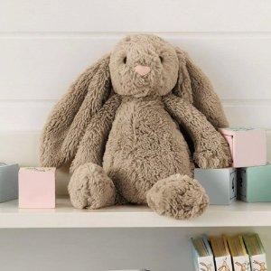 全场9折 史低€12入手啦Jellycat 世界上最柔软的玩具 网红牛油果、邦尼兔 可爱到犯规