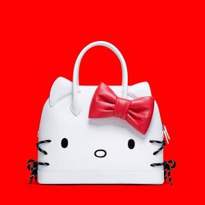 $1651(原价$2359)Balenciaga X Hello Kitty 联名贝壳包 日本已售罄