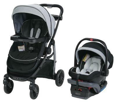 Modes™ LX 推车 + SnugLock™婴儿汽车座椅套装