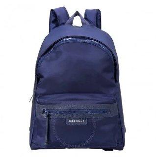 $183 (原价$395)+无税包邮LONGCHAMP Le Pliage 尼龙背包 深蓝色