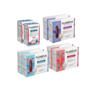 Floreve美容针+瘦身饮套装 抑制食欲,去水肿,舒缓压力