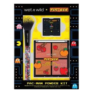 Wet n WildPAC-MAN Powder Kit