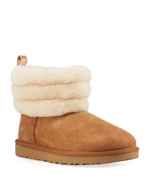 低帮雪地靴