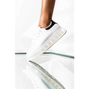 Buy One Get One $1YUMMY CLEAR SOLE SNEAKER