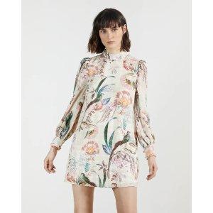 Ted BakerLILLIUM Decadence Shift Mini Dress