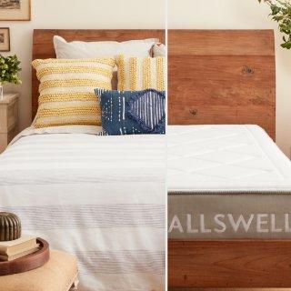 Allswell拯救空房计划 | 这里有N个小tips让空荡荡的卧室摇身一变