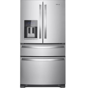 $1359Whirlpool 36 Inch 4-Door French Door Refrigerator