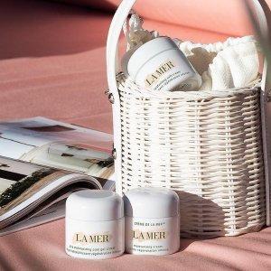 立减$100 相当于7.5折最后一天:La Mer 美妆护肤品热卖 收新包装眼霜