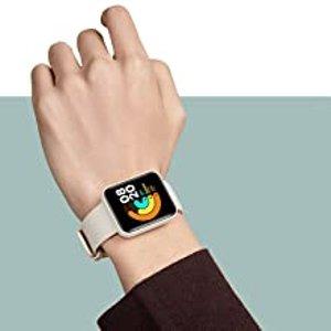 折后€48起 你要的功能全都有小米 MI Watch Lite 智能手表热卖 apple watch 平替