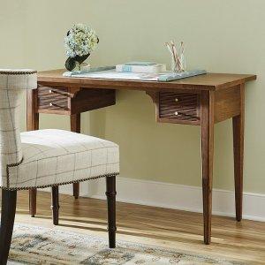 Bunny Williams Barnes Writing Table Desk