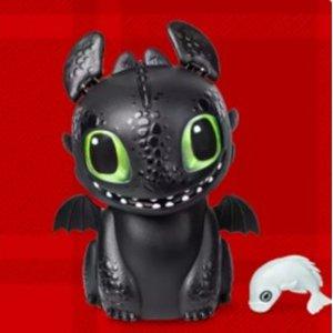 30% Off + 25% OffTarget DreamWorks Dragon Toys Sale