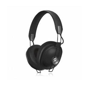 Panasonic RP-HTX80B-K Retro Over-Ear Wireless Headphones