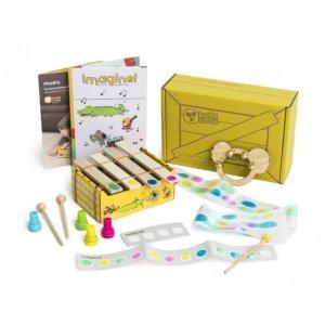 乐器制作礼盒,适合年龄 3-4