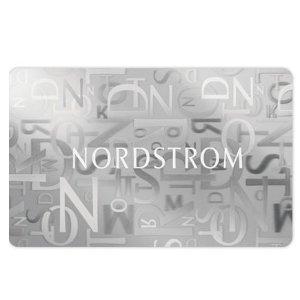 买$300立送$50Nordstrom 送礼卡活动来啦 简单方便又实惠