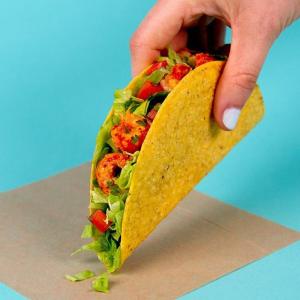 无需消费 每人送1个taco限今天:Taco Bell免费送taco活动
