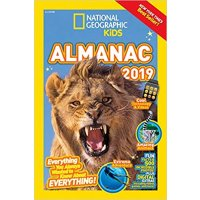 National Geographic Kids 童书 2019国家地理儿童年鉴