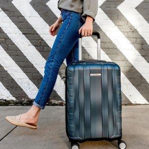 低至5折+额外7折Samsonite 新秀丽行李箱 年度最低价 德国品质 明星最爱