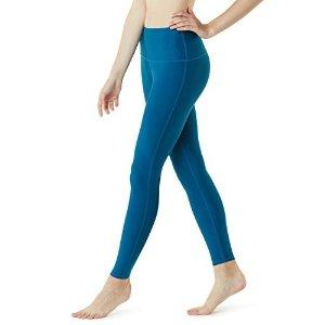 Tesla 高腰瑜伽裤xs码 蓝色