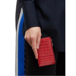 Bottega VenetaNew Intrecciato card holder