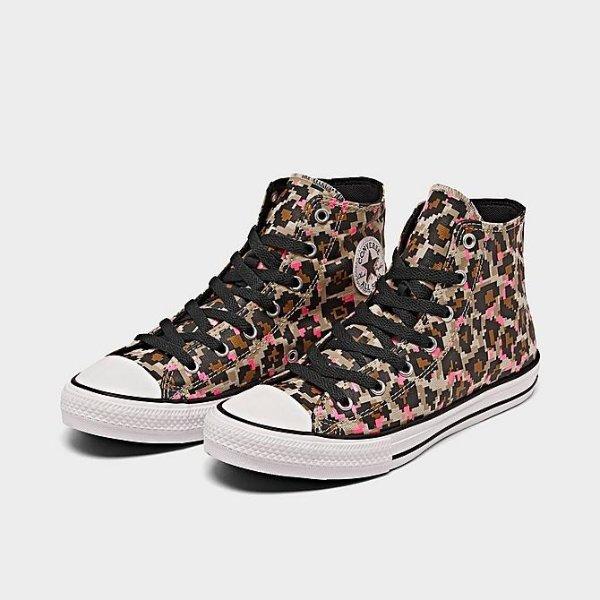 豹纹款 儿童休闲鞋