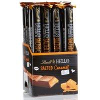 Lindor 海盐焦糖软心牛奶巧克力条 24条装