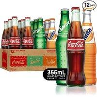 Coca-Cola 可口可乐、雪碧、芬达混合装 12瓶装