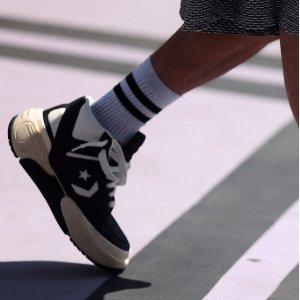 定价$200 三色可选尺码全!Converse官网  Weapon CX系列新上架 科技感加持经典篮球鞋