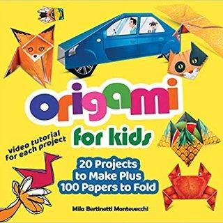 低至$4.49儿童趣味折纸书、多彩涂色书,让宝宝动手又动脑