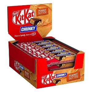 KitKat威化脆心巧克力 24*42g 花生酱味