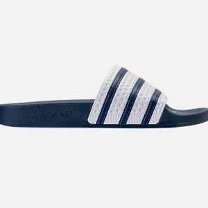 Men's adidas Adilette Slide Sandals @ FinishLine.com