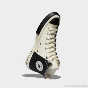低至4折 收fog合作款平替上新:Converse 新款、合作款 Chuck 70 高帮鞋专场热卖