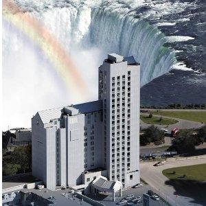 $64起 房间内即可俯瞰大瀑布尼亚加拉大瀑布 橡树瀑布景观酒店好价 加拿大侧