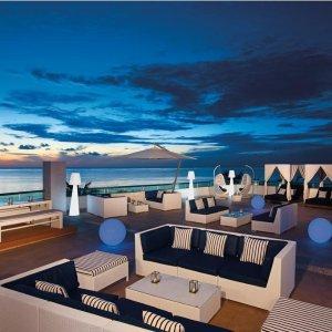 $116起 含套房+餐饮+娱乐活动墨西哥科苏梅尔 Secrets Aura 5星级全包度假村