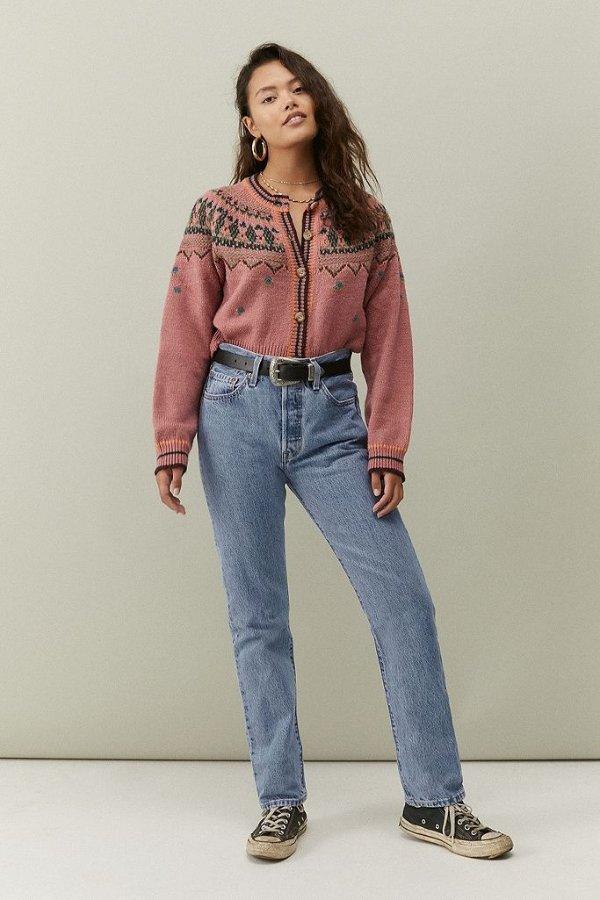 501 牛仔裤